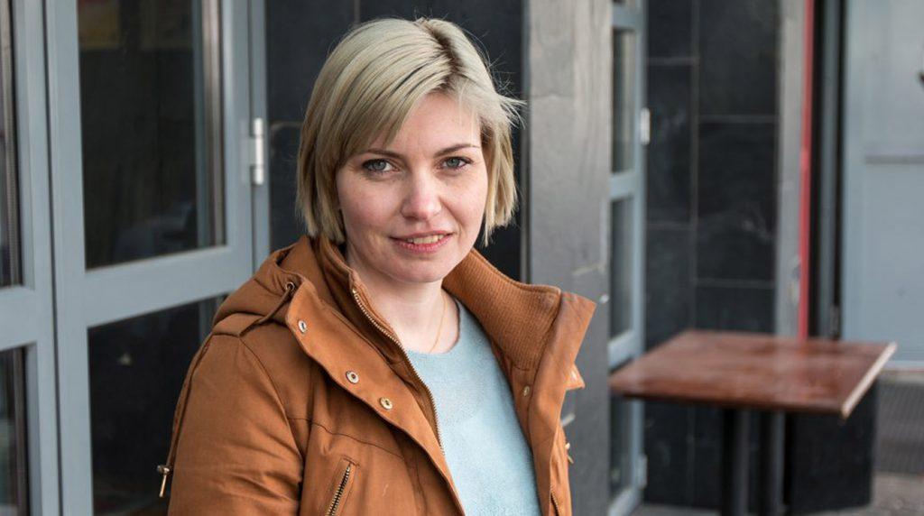 Linda Steinhoff, regissør for filmen Voldtatt