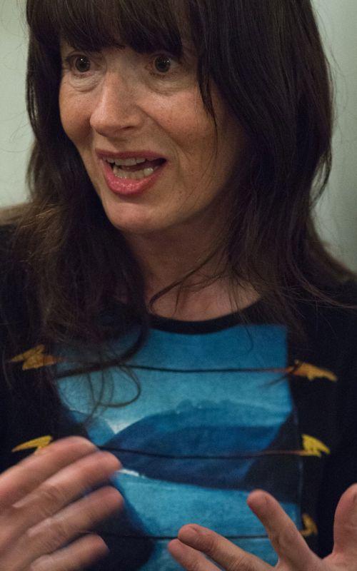 Regissør Vigdis Nielsen