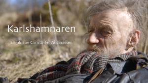 Karlshamnaren - Eldre mann som sitter i naturen