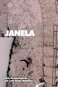 Janela filmposter - Man on the ground